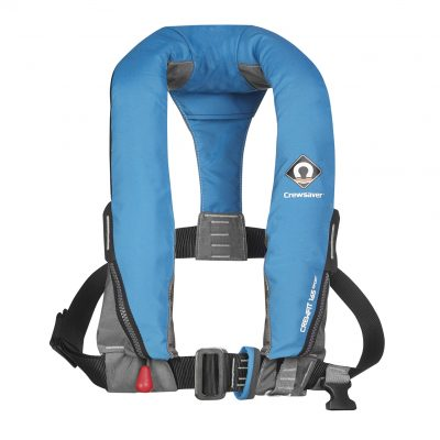 Manual Inflatable Diva Blue Lifejacket