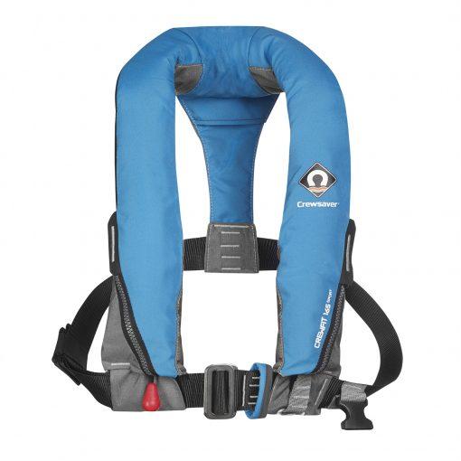 Manual InflatableDiva Blue Lifejacket