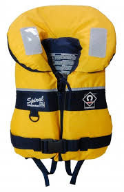 Spiral Foam Child Lifejacket