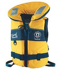 Spiral Foam Junior Lifejacket