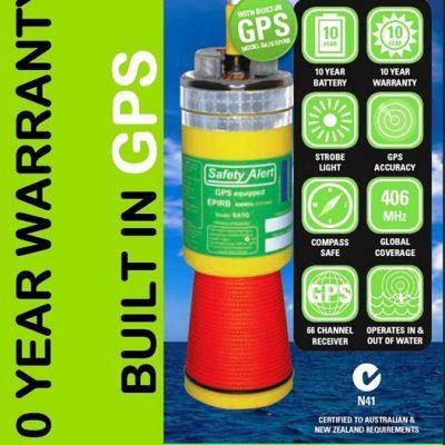 GPS EPIRB 406MHz