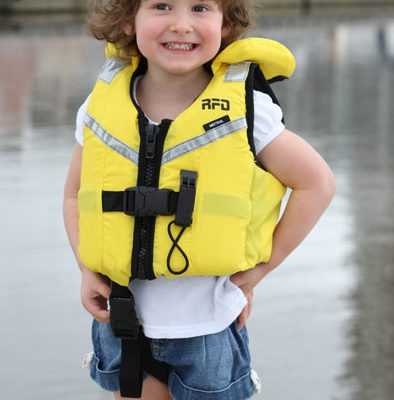 Mistral Foam Child Small Lifejacket
