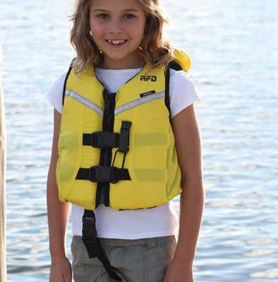 Mistral Foam Child Medium Lifejacket