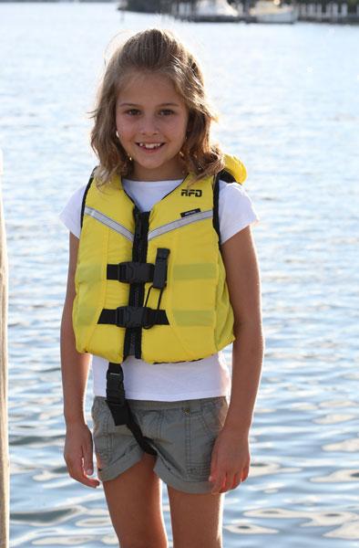 Mistral Foam ChildMedium Lifejacket