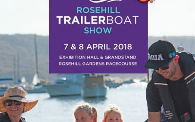 The Rosehill Trailer Boat Show 2018